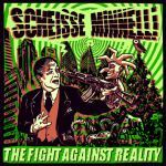 Cover SCHEISSE MINNELLI, fight against reality