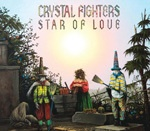 Cover CRYSTAL FIGHTERS, star of love