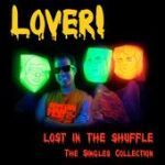 LOVER!, lost in the shuffle - singles collection cover