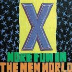 X, more fun in the new world cover