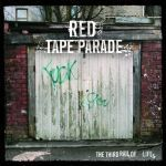 Cover RED TAPE PARADE, third rail of life