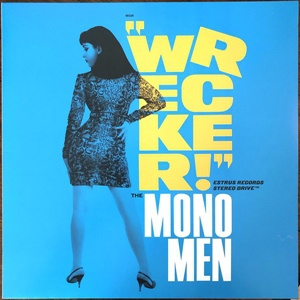 MONO MEN, wrecker! cover