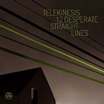 Cover TELEKINESIS, 12 desperate straight lines