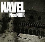 NAVEL, neo noir cover