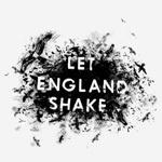 PJ HARVEY, let england shake cover