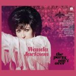 WANDA JACKSON, party ain´t over cover