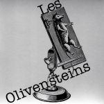 LES OLIVENSTEINS, s/t cover