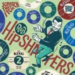 Cover V/A, r & b hipshakers 2 - scratch that itch