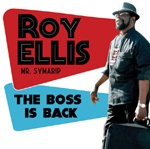 ROY ELLIS, boss is back cover