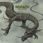 WEEDEATER, jason... the dragon cover