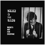 Cover CHAIN AND THE GANG, music´s not for everyone