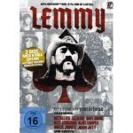 Cover LEMMY, the movie