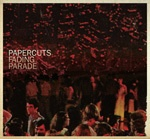 Cover PAPERCUTS, fading parade