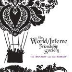 Cover WORLD INFERNO FRIENDSHIP SOCIETY, anarchy & ecstasy