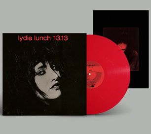 Cover LYDIA LUNCH, 13 13