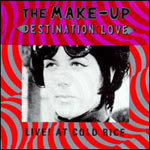 MAKE UP, destination love (re-issue) cover