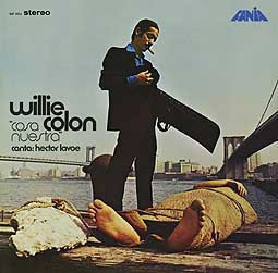 Cover WILLIE COLON, cosa nuestra