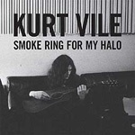 Cover KURT VILE, smoke ring for my halo