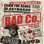 BAD CO. PROJECT, mission mohawk cover