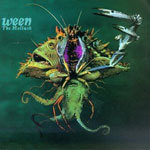 Cover WEEN, mollusk