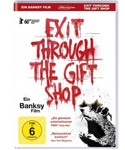 Cover BANKSY, exit through the gift shop