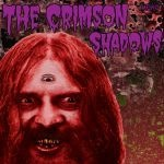 Cover CRIMSON SHADOWS, nightmares