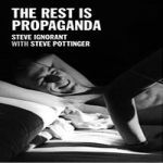 STEVE IGNORANT, the rest is propagandha cover