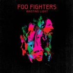 FOO FIGHTERS, wasting lights cover