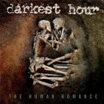 Cover DARKEST HOUR, human romance