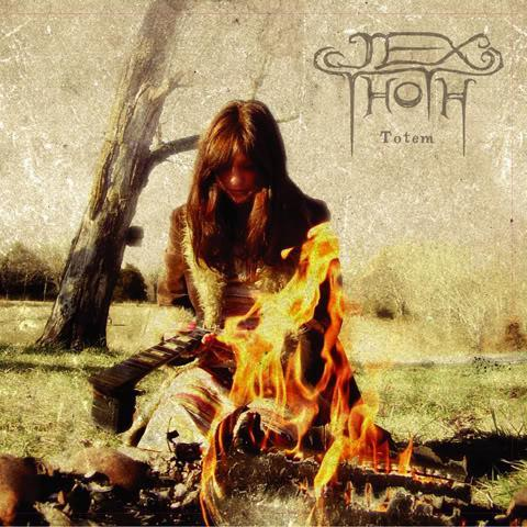 Cover JEX THOTH, totem