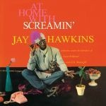 Cover SCREAMIN JAY HAWKINS, at home with ...