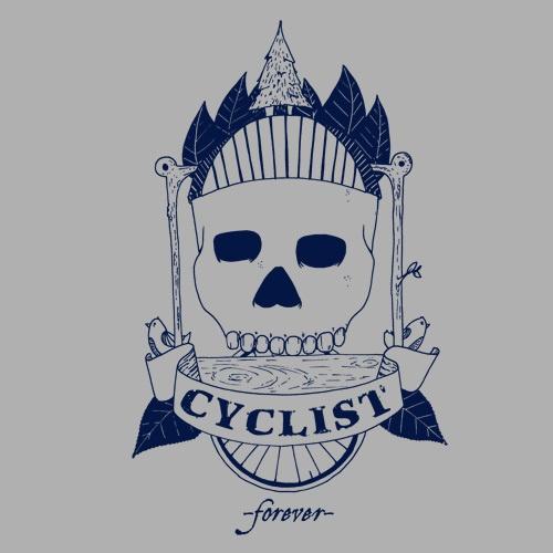 ZUM HEIMATHAFEN, cyclist forever (boy), sport grey cover
