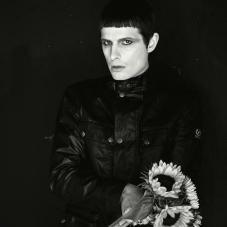 COLD CAVE, cherish the light years cover