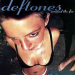 Cover DEFTONES, around the fur