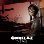 GORILLAZ, the fall cover