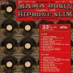 MAMA ROSIN & HIPBONE SLIM, louisiana sun cover