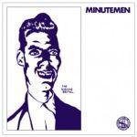 MINUTEMEN / SACCHARINE TRUST, split cover