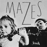 Cover MAZES, a thousand heys