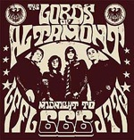 LORDS OF ALTAMONT, midnight to 666 cover