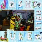 JOSH SMALL, juke cover