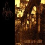 Cover AT THE GATES, gardens of grief