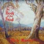 Cover MICK HARVEY, sketches from the book of dead