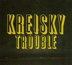 KREISKY, trouble cover