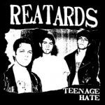 Cover REATARDS, teenage hate, fuck elvis here´s the reatards