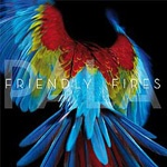Cover FRIENDLY FIRES, pala