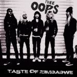 Cover THEE OOPS, taste of zimbabwe