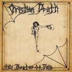 Cover CHRISTIAN DEATH, only theatre of pain
