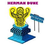 HERMAN DUNE, strange moosic cover