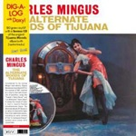 Cover CHARLES MINGUS, alternate moods of tijuana
