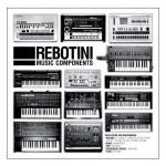 Cover REBOTINI, music components